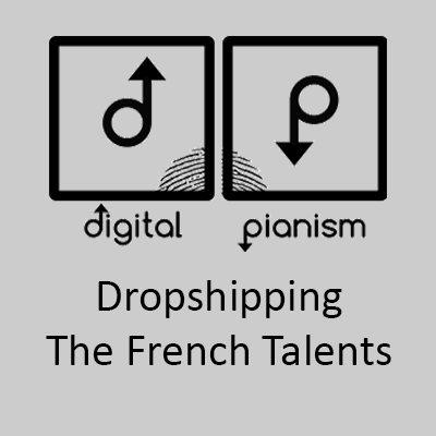 Digital Pianism Wall 2 Time